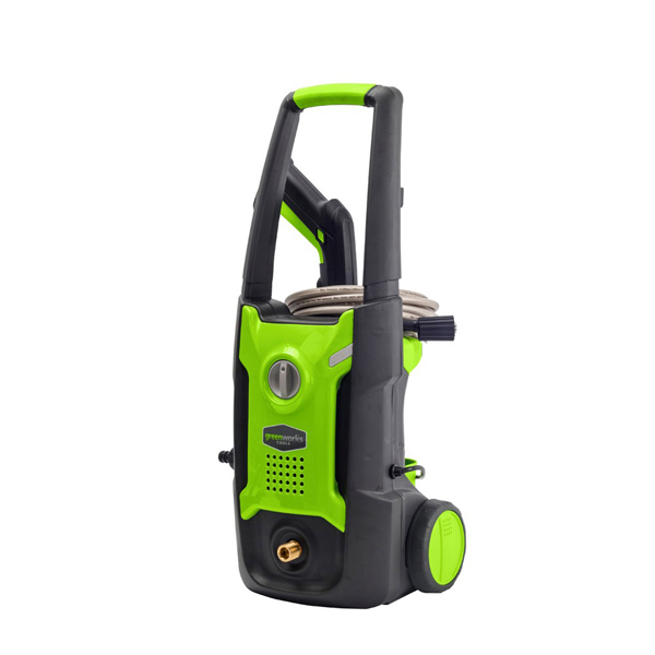 Greenworks G2 1400W Pressure Washer with Accessories No Colour