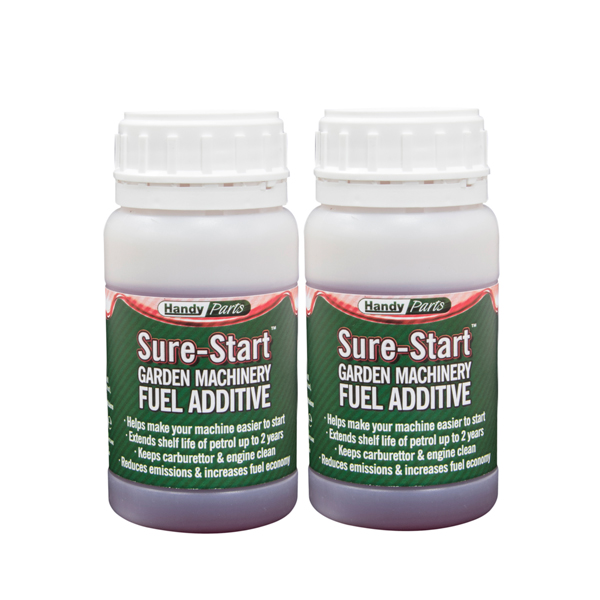 Sure Start Fuel Additive (Twin Pack) No Colour