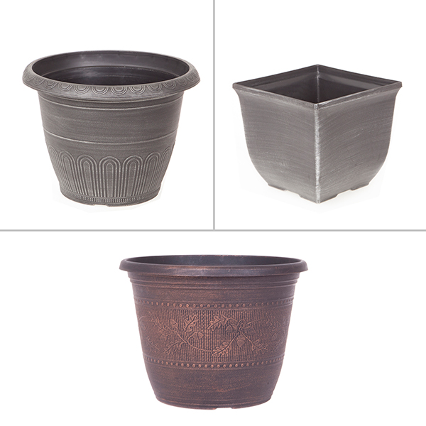 Autumn Planter Bundle No Colour