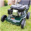 Webb Classic 41cm 16 inch Self Propelled Rotary Lawnmower with 600ml Engine Oil, Sure Start Fuel Additive & 5 Litre Green Fuel Can