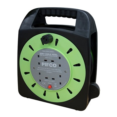 Handy Extension Reel 25m