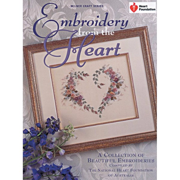ISBN 9781863513074 Embroidery from the Heart No Colour