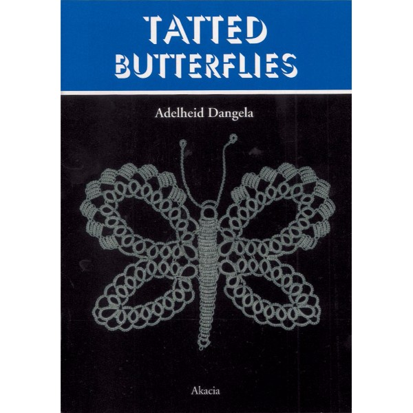 ISBN 9788778470546 Tatted Butterflies No Colour