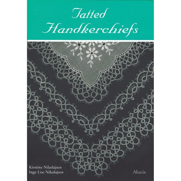ISBN 9788778470539 Tatted Handkerchiefs No Colour