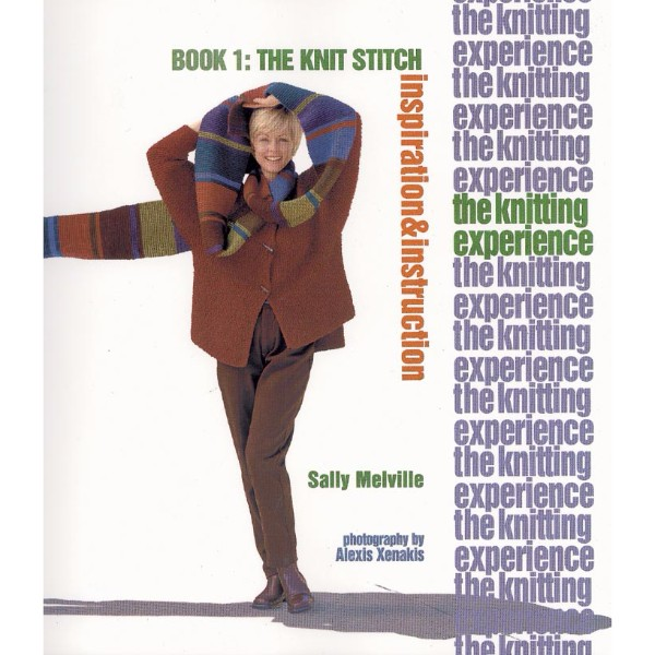 ISBN 9781893762138 Knitting Experience Book 1 The Knit Stitch No Colour
