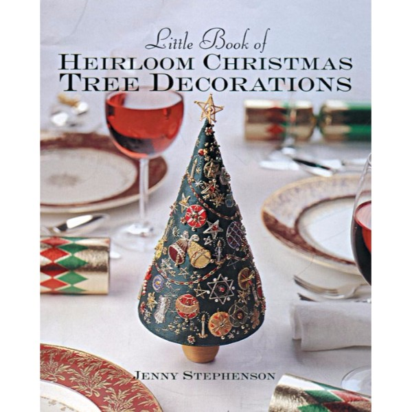 ISBN 9781863513128 Little Book of Heirloom Christmas Tree Decorations No Colour