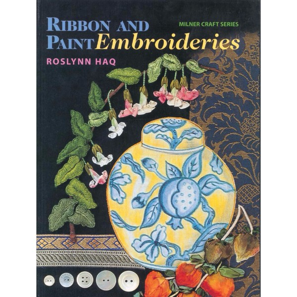 ISBN 9781863513210 Ribbon & Paint Embroideries No Colour