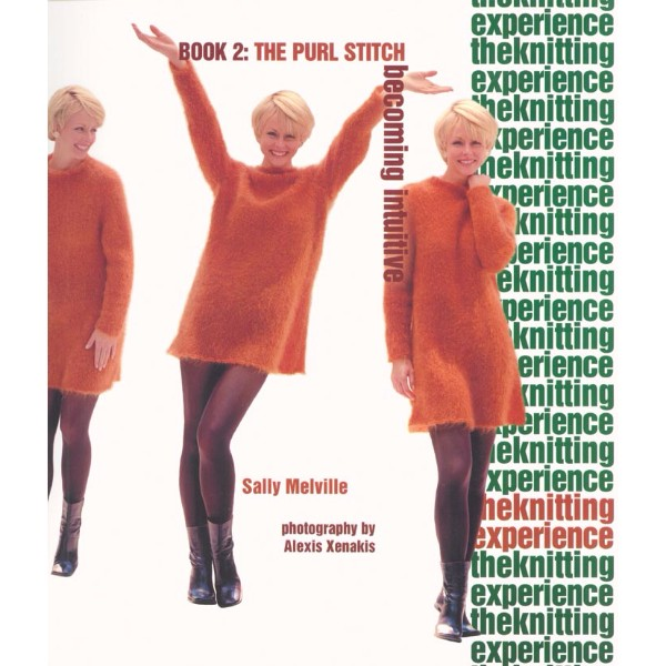 ISBN 9781893762145 Knitting Experience Book 2 The Purl Stitch No Colour