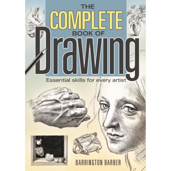 ISBN 9781848375369 The Complete Book of Drawing No Colour