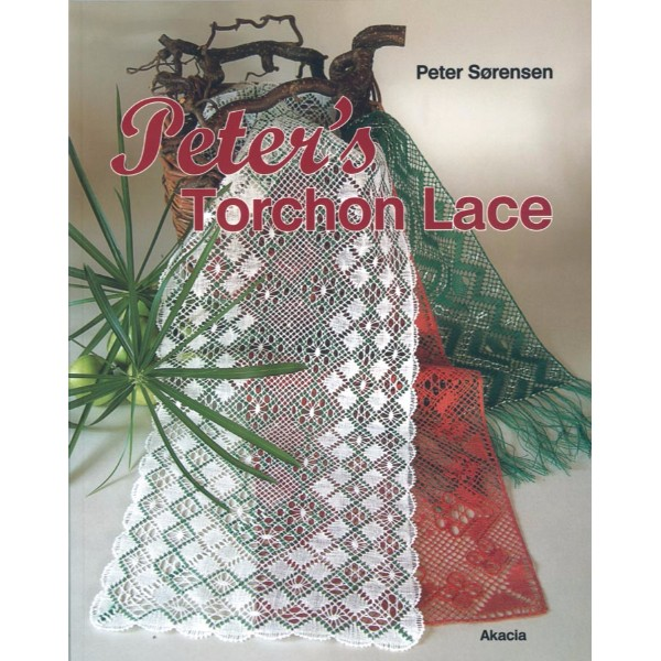 ISBN 9788778470874 Peter's Torchon Lace No Colour