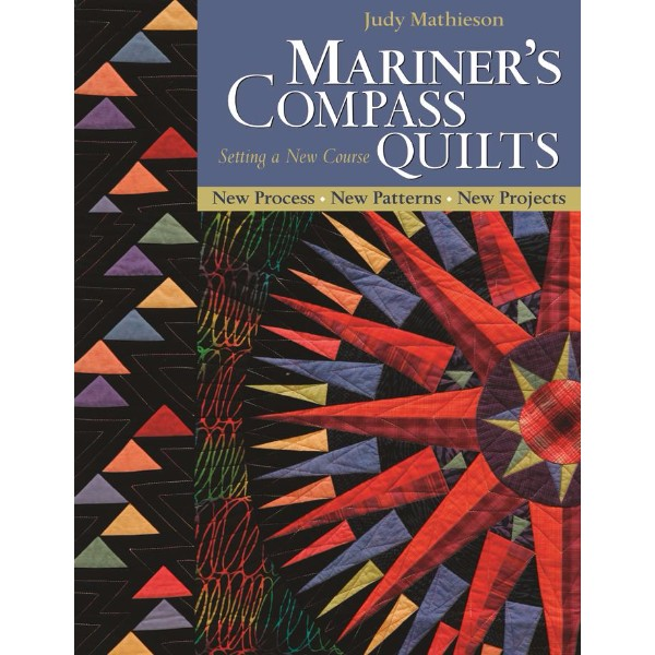ISBN 9781571203007 Mariners Compass Quilts Setting A New Course No Colour