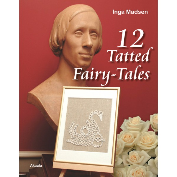 ISBN 9788778470898 12 Tatted Fairy-Tales No Colour