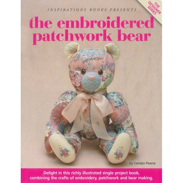 ISBN 9780975709429 The Embroidered Patchwork Bear No Colour