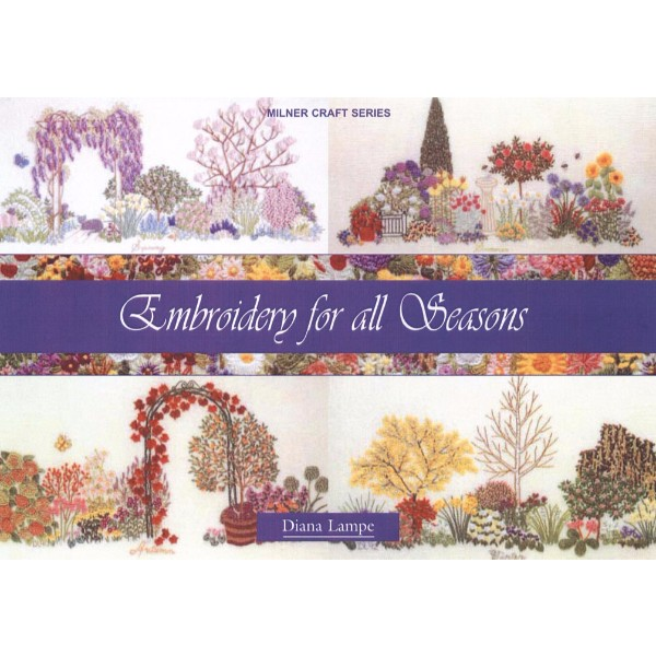 ISBN 9781863513531 Embroidery for all Seasons No Colour