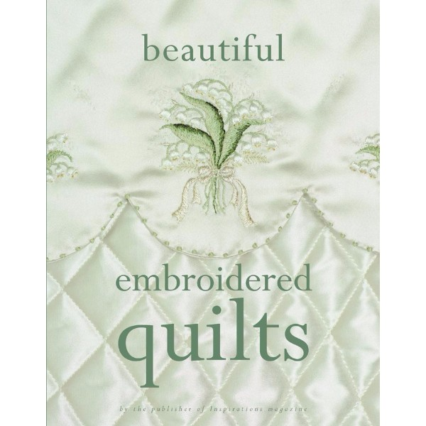 ISBN 9780975709436 Beautiful Embroidered Quilts No Colour