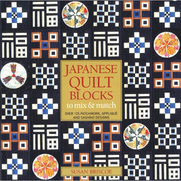 ISBN 9780713682465 Japanese Quilt Blocks to Mix and Match No Colour
