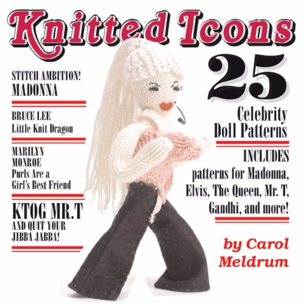 ISBN 9781843404194 Knitted Icons No Colour