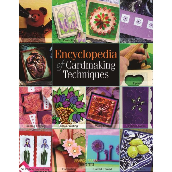 ISBN 9781844482832 Encyclopedia of Cardmaking Techniques No Colour