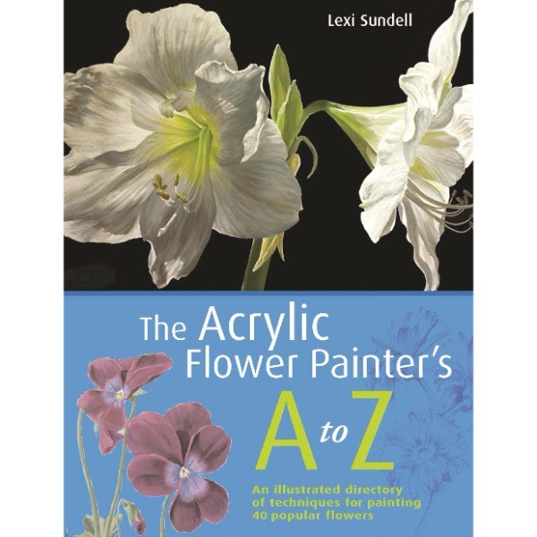 ISBN 9781844482948 The Acrylic Flower Painter's A-Z No Colour