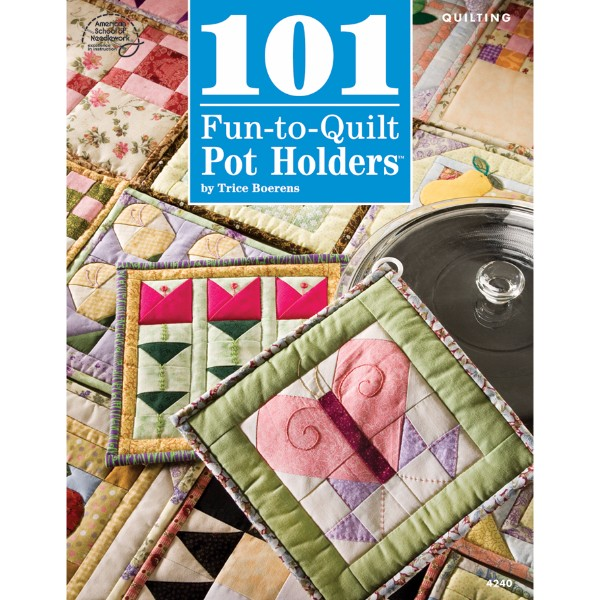 ISBN 9781590122006 101 Fun-to-Quilt Pot Holders No Colour