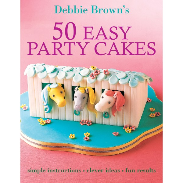 ISBN 9781741961126 50 Easy Party Cakes No Colour
