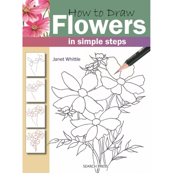 ISBN 9781844483266 How to Draw Flowers No Colour