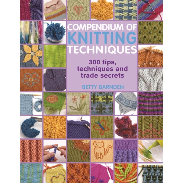 ISBN 9781844484065 Compendium of Knitting Techniques No Colour