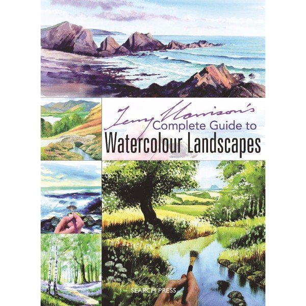 ISBN 9781844483204 Terry Harrison's Complete Guide to Watercolour Landscapes No Colour