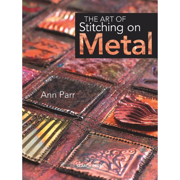 ISBN 9781844482252 The Art of Stitching on Metal No Colour