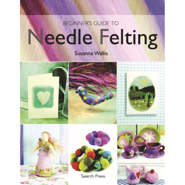 ISBN 9781844482511 Beginner's Guide to Needle Felting No Colour