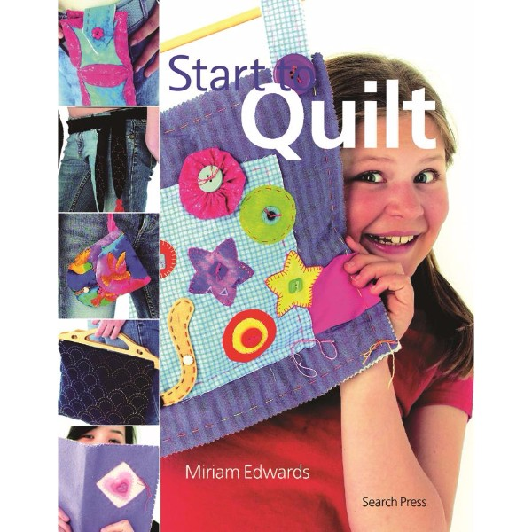 ISBN 9781844483891 Start to Quilt No Colour