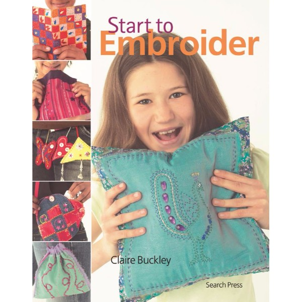 ISBN 9781844483907 Start to Embroider No Colour