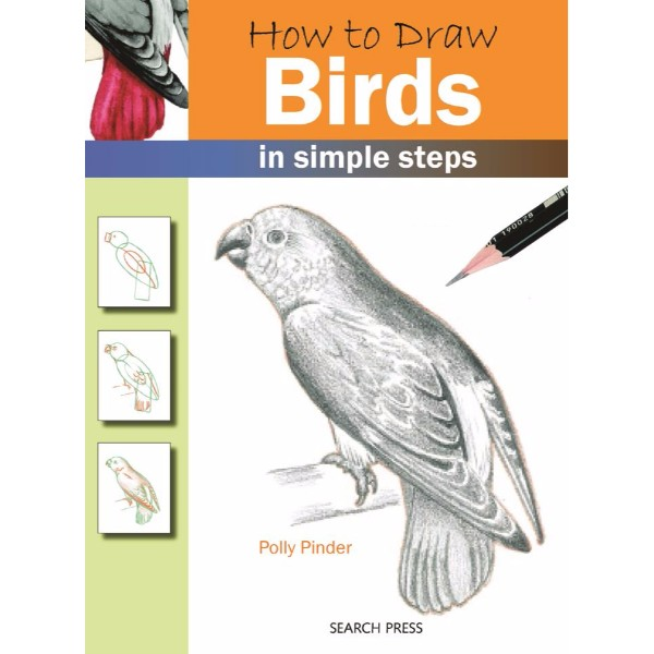 ISBN 9781844483549 How to Draw Birds No Colour