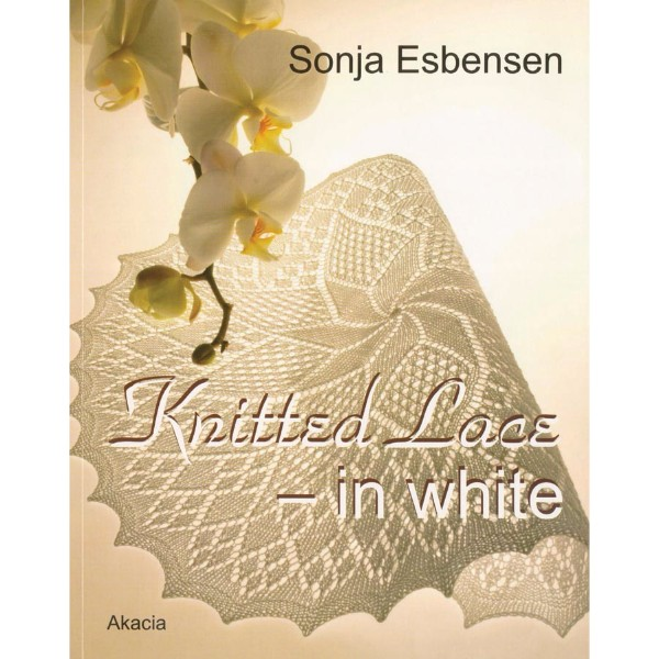 ISBN 9788778471086 Knitted Lace – In White No Colour