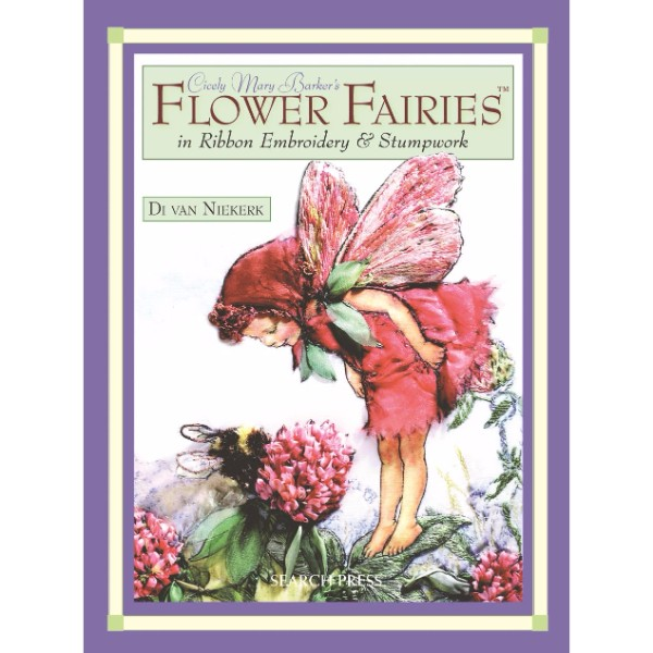 ISBN 9781844484300 Cicely Mary Barker's Flower Fairies in Ribbon Embroidery & Stumpwork No Colour