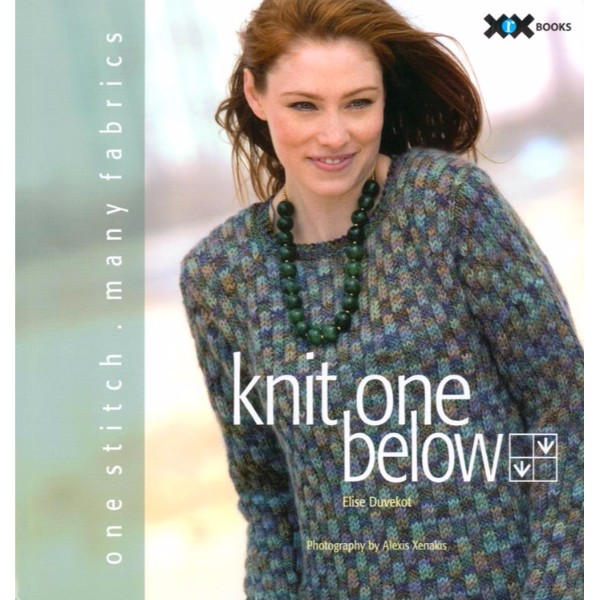 ISBN 9781933064130 Knit One Below No Colour