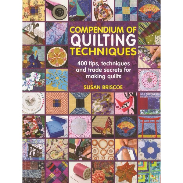 ISBN 9781844484041 Compendium of Quilting Techniques No Colour