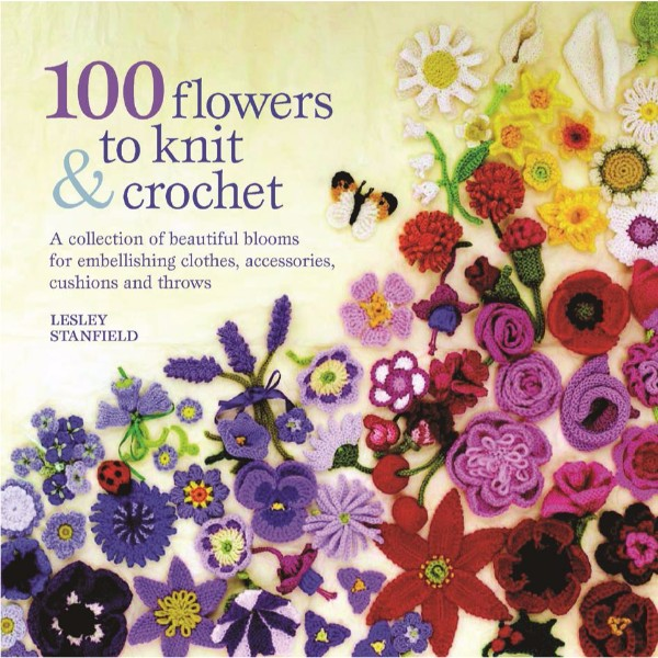ISBN 9781844484034 100 Flowers to Knit & Crochet No Colour