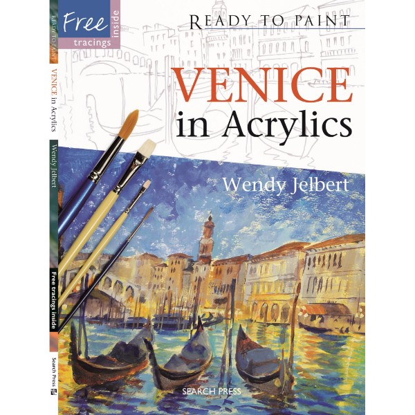 ISBN 9781844484133 Venice in Acrylics No Colour