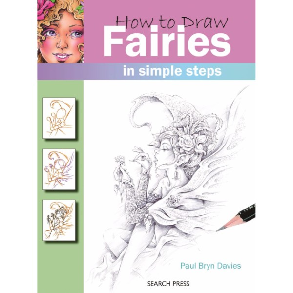 ISBN 9781844483716 How to Draw Fairies No Colour