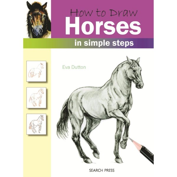 ISBN 9781844483723 How to Draw Horses No Colour