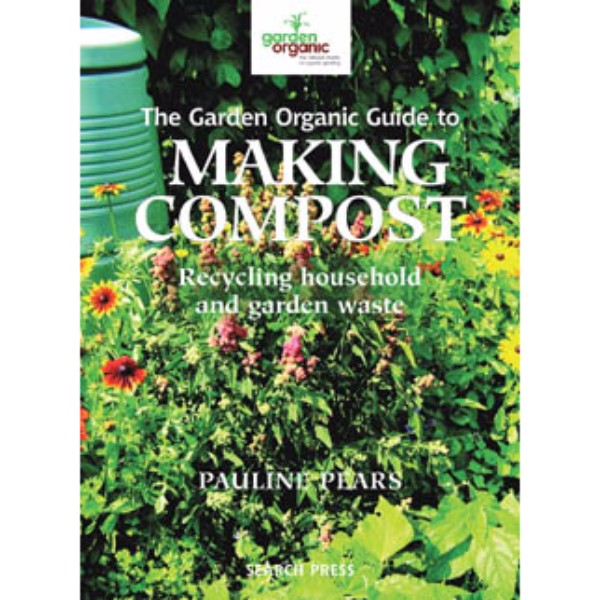 ISBN 9781844484652 Garden Organic Guide to Making Compost No Colour
