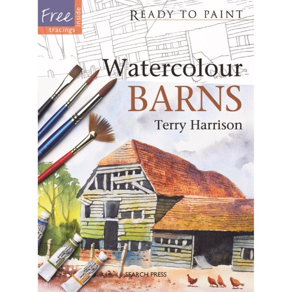 ISBN 9781844484089 Watercolour Barns No Colour