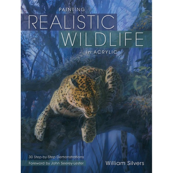 ISBN 9781600611353 Painting Realistic Wildlife in Acrylic No Colour