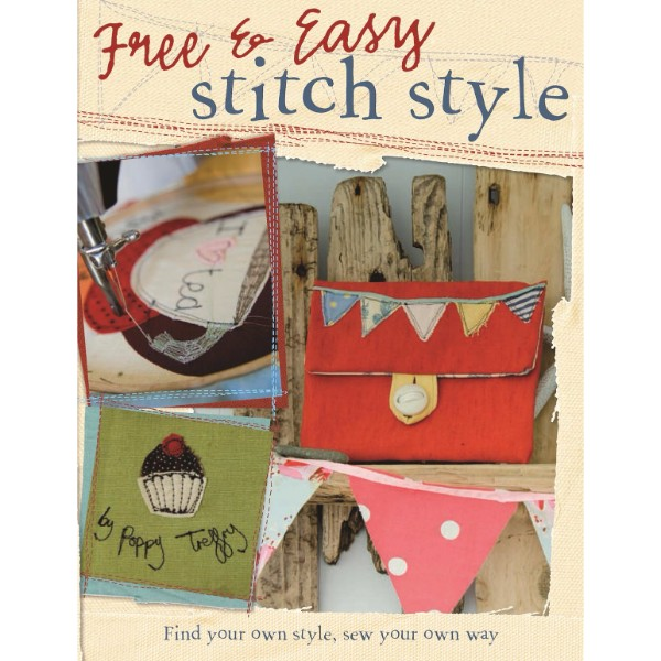 ISBN 9780715331606 Free & Easy Stitch Style No Colour