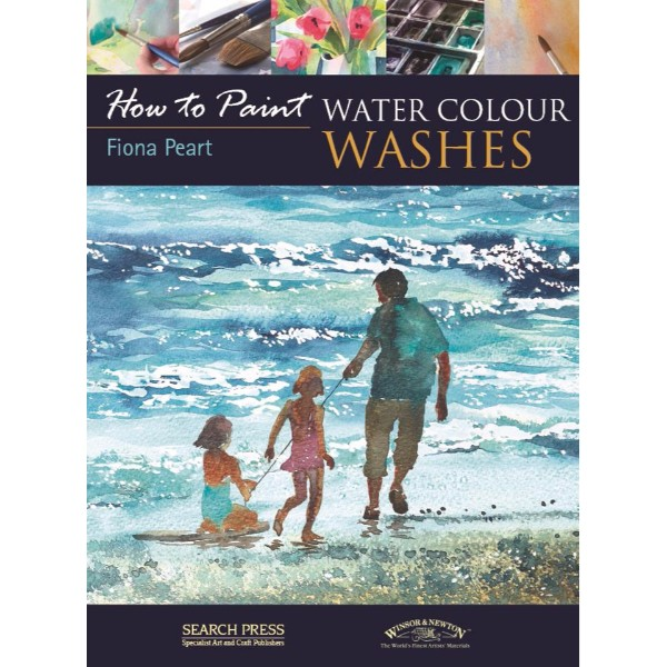 ISBN 9781844483662 How to Paint Water Colour Washes No Colour