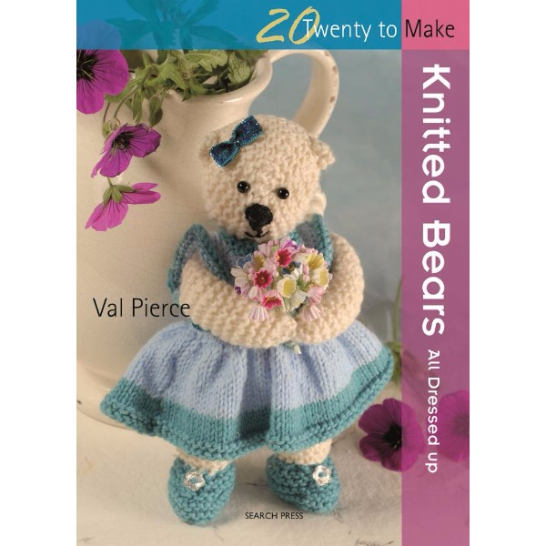 ISBN 9781844484829 Knitted Bears No Colour