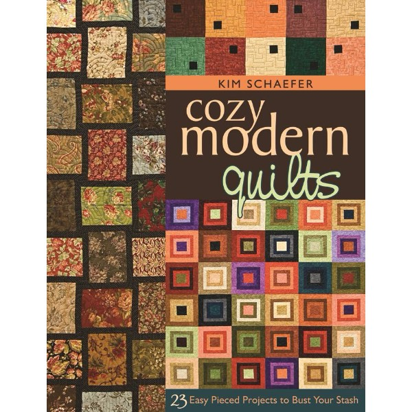 ISBN 9781571206220 Cozy Modern Quilts No Colour