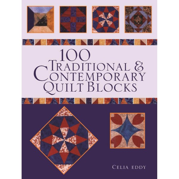 ISBN 9781844485574 100 Traditional and Contemporary Quilt Blocks No Colour