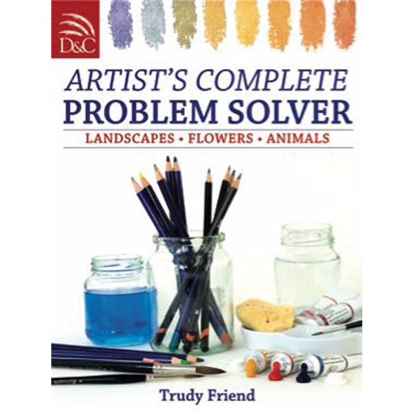 ISBN 9780715337592 Artist's Complete Problem Solver No Colour